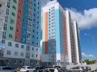 Ход строительства дома № 10 в ЖК Корабли - фото 27, Июль 2019