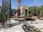 ЖК Гранд Панорама - ход строительства, фото 5, Май 2021