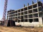 Ход строительства дома № 2 в ЖК Подкова на Родионова - фото 68, Октябрь 2020