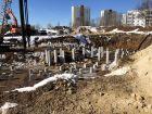 Ход строительства дома № 8 в ЖК Подкова на Цветочной - фото 34, Апрель 2021