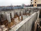 Ход строительства дома № 38 в ЖК Три Сквера (3 Сквера) - фото 43, Декабрь 2020