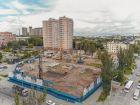 ЖК Ленина, 46 - ход строительства, фото 15, Июнь 2021