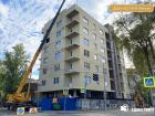 ЖК Дом на 14-й Линии - ход строительства, фото 64, Ноябрь 2018