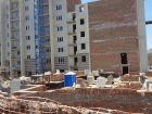 Ход строительства дома Секция 3 в ЖК Сиреневый квартал - фото 32, Апрель 2020