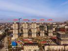 Ход строительства дома Литер 1 в ЖК Звезда Столицы - фото 24, Март 2020