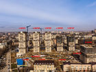 Ход строительства дома Литер 9 в ЖК Звезда Столицы - фото 12, Март 2020