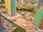 Ход строительства дома № 6 в ЖК Красная поляна - фото 23, Июль 2018