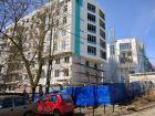 Ход строительства дома №1 в ЖК Премиум - фото 49, Май 2018