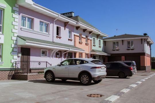 Дом № 41 по ул. Западная (104-126,7 м2) в Загородный посёлок Фроловский - фото 3