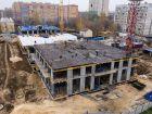 Ход строительства дома № 1 первый пусковой комплекс в ЖК Маяковский Парк - фото 70, Ноябрь 2020