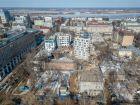 Ход строительства дома №1 в ЖК Премиум - фото 58, Апрель 2018