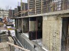 Ход строительства дома Литер 2 в ЖК Династия - фото 41, Март 2019