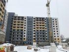 Ход строительства дома № 1 в ЖК Удачный 2 - фото 72, Февраль 2020