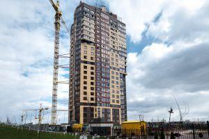 Пять многоквартирных домов сдали в апреле в Ростове-на-Дону