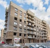 Ход строительства дома № 2 в ЖК Бограда -