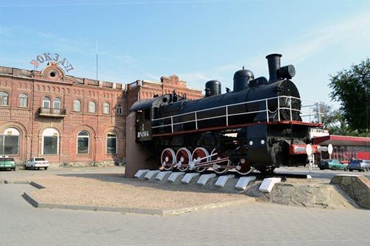 Вокзал на станции Таганрог-2 отреставрируют до конца 2022 года