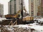 Ход строительства дома № 8 в ЖК Подкова на Цветочной - фото 43, Февраль 2021