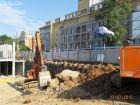 Ход строительства дома № 1 в ЖК Дом с террасами - фото 104, Июль 2015