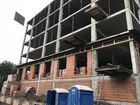 Ход строительства дома № 1 в ЖК TRINITY (Тринити) - фото 58, Сентябрь 2017