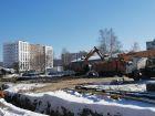 Ход строительства дома № 7 в ЖК Заречье - фото 2, Апрель 2021