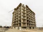 Ход строительства дома Литер 6 в ЖК Южный Берег - фото 15, Декабрь 2019