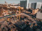 Ход строительства дома Секция 1 в ЖК Гвардейский 3.0 - фото 32, Декабрь 2020