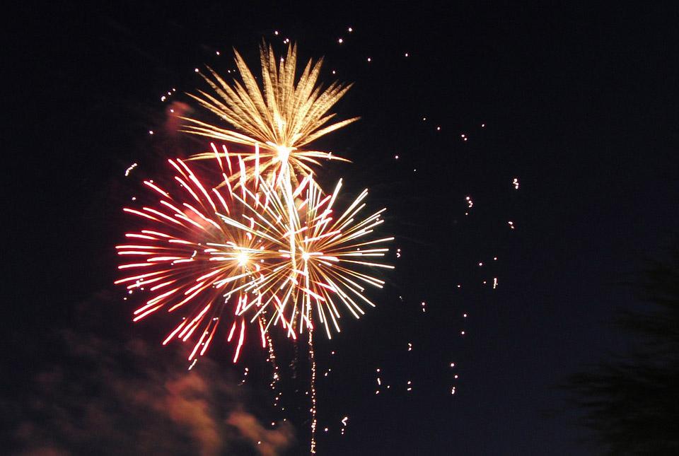 Мэрия Нижнего Новгорода определила, где можно запускать фейерверки в новогоднюю ночь