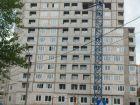 Жилой дом: ул. Сазанова рядом с д. 11 - ход строительства, фото 9, Июль 2016