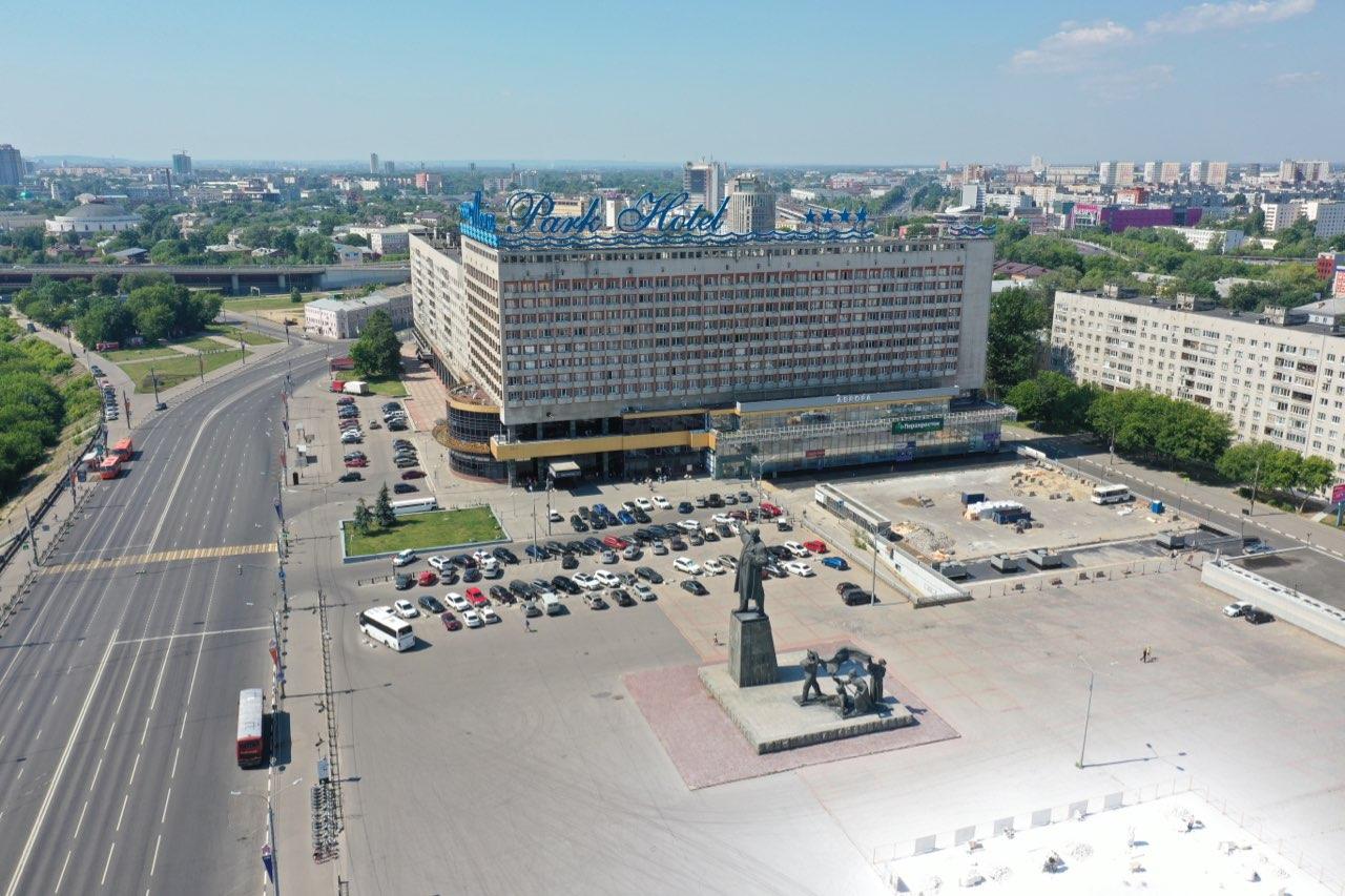 Резидентские разрешения на парковку в Нижнем Новгороде будут стоить три тысячи рублей - фото 1