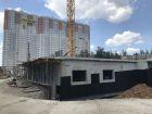 Ход строительства дома  Литер 2 в ЖК Я - фото 107, Май 2019