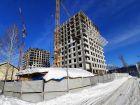 Ход строительства дома № 1 второй пусковой комплекс в ЖК Маяковский Парк - фото 46, Март 2021