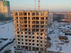 Ход строительства дома № 1 второй пусковой комплекс в ЖК Маяковский Парк - фото 50, Февраль 2021