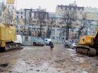 Ход строительства дома № 1 в ЖК Покровский - фото 114, Март 2020