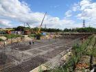 Ход строительства дома № 7 в ЖК Планетарий - фото 43, Август 2017