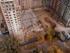 ЖК Сказка - ход строительства, фото 45, Октябрь 2020
