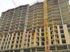Ход строительства дома Литер 1 в ЖК Рубин - фото 8, Ноябрь 2020