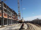 ЖК Сергиевская Слобода - ход строительства, фото 89, Апрель 2020